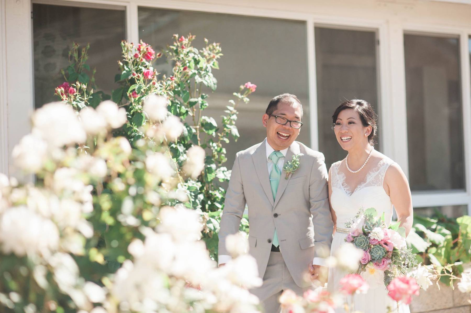 Mr. & Mrs. Ishibashi